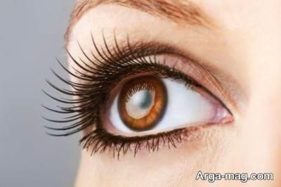 خصوصیات رنگ چشم