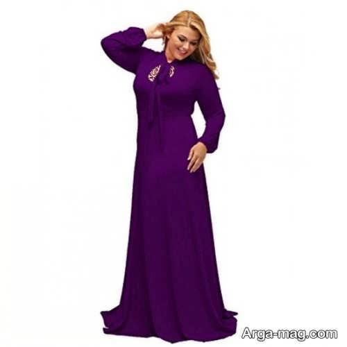 لباس مجلسی برای زنان شکم دار