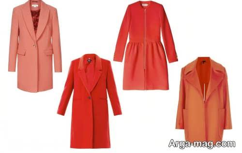 رنگ لباس در سال 2019