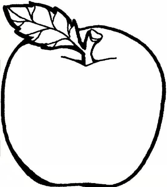رنگ آمیزی سیب