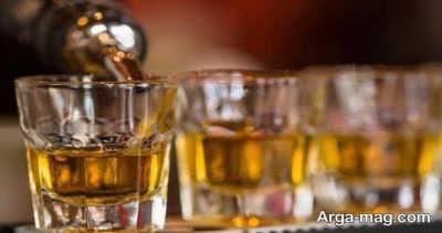 عوارض مصرف بیش ازحد الکل