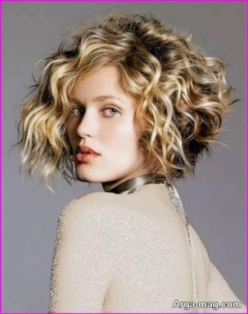 مدل موی کوتاه فر 2019