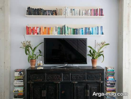 دیزاین دیدنی میز تلویزیون