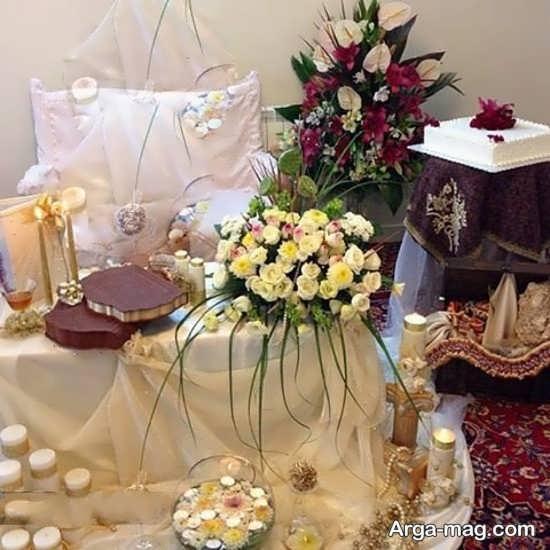 دیزاین میز نامزدی