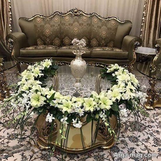 تزیین میز جشن نامزدی