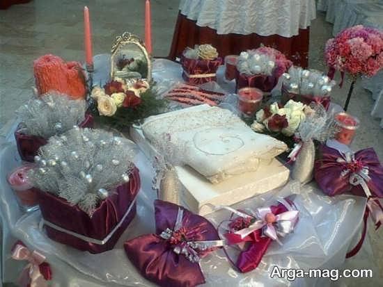 تزئین میز جشن نامزدی