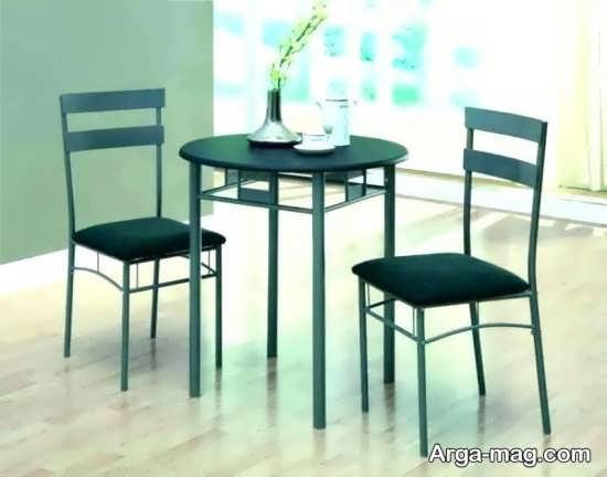 مدل شیک میز ناهارخوری دونفره