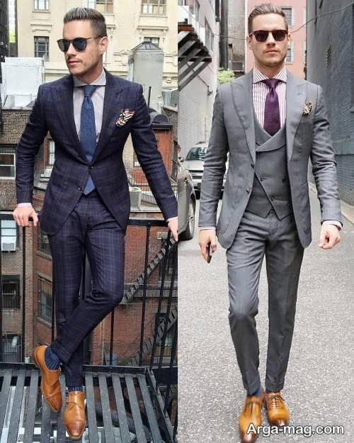 مدل کت و شلوار رسمی