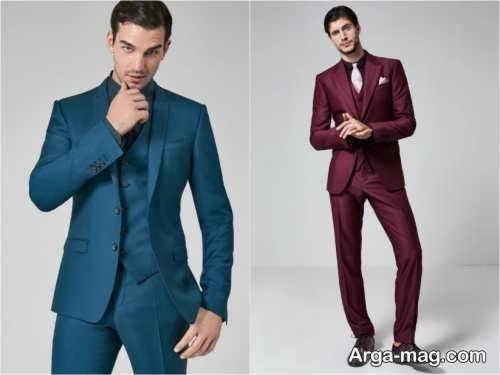 مدل کت شلوار مردانه
