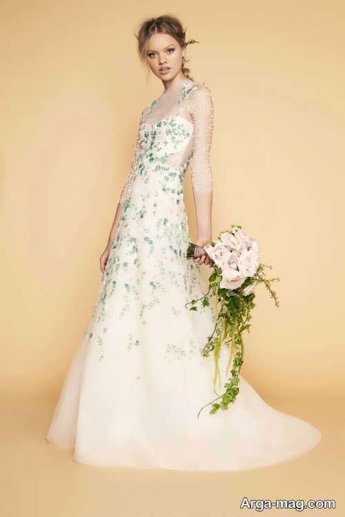 مدل لباس عروس زیبا و بی نظیر