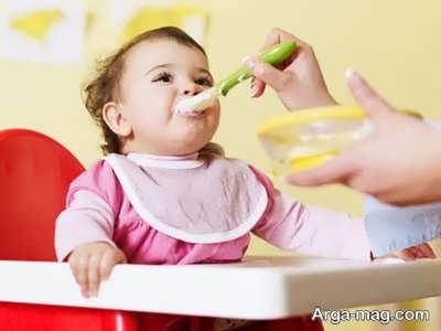 میوه برای نوزادان