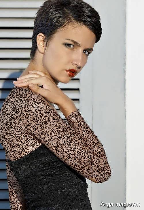 مدل موی زیبا و جذاب دخترانه