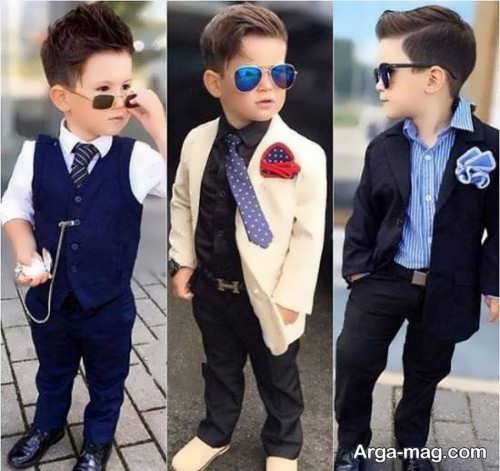 مدل جدید لباس برادر دوماد
