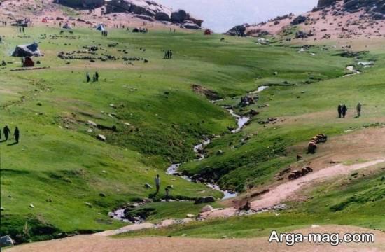 مکان های دیدنی استان همدان
