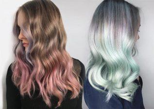 رنگ موی سال 2019