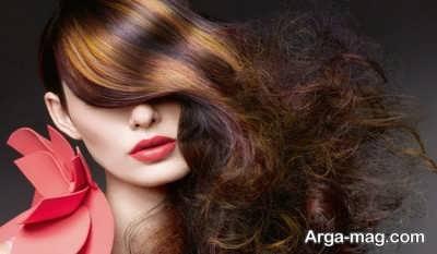 پر پشت کردن موی سر با کمک 10 روش طبیعی