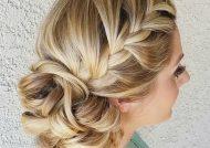مدل بافت مو برای عروسی