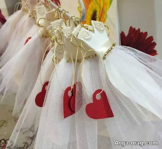 گیفت مناسب عروسی دست ساز