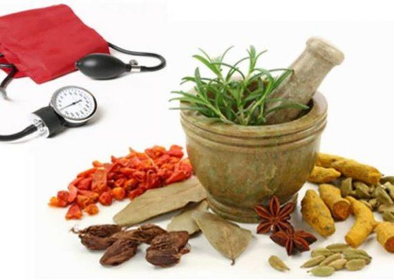 درمان گیاهی فشار خون بالا