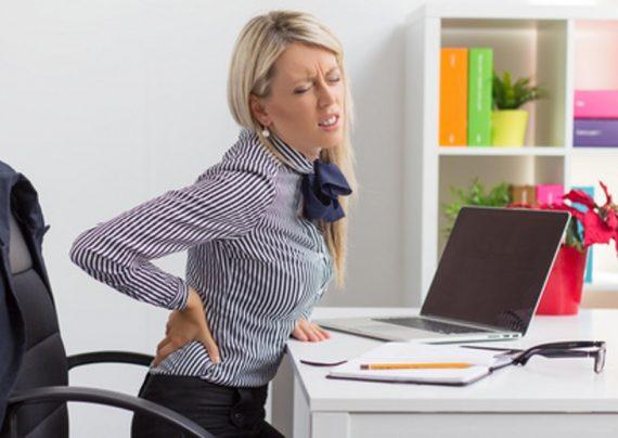 درمان خانگی رگ به رگ شدن کمر
