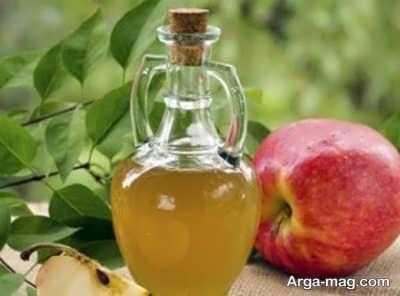 درمان فیبروم رحمی با سرکه سیب