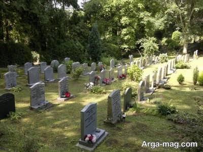 تعبیر دیدن قبرستان در خواب