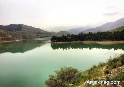 مشخصات رودهای ایران