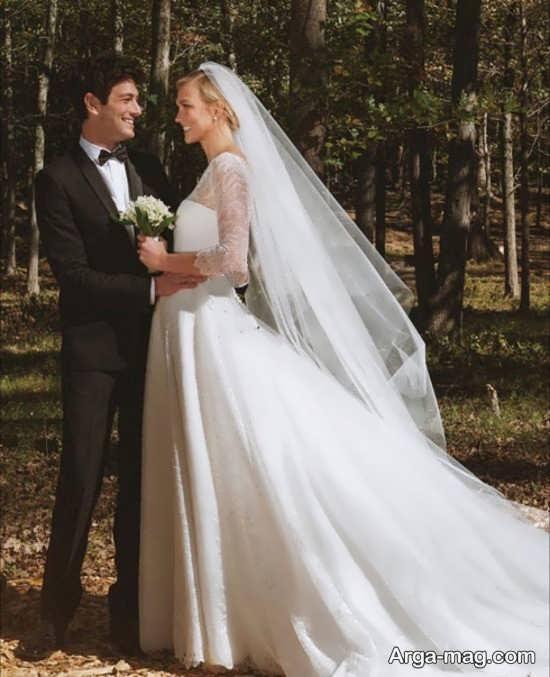 ازدواج برادر همسر ایوانکا ترامپ