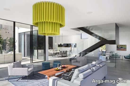 طراحی منازل ال شکل