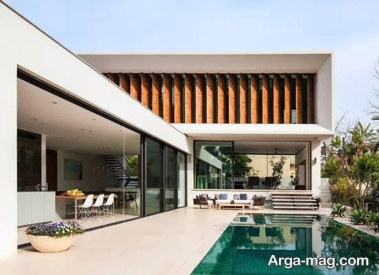 دکوراسیون خانه های ال شکل
