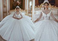 مدل لباس عروس لاکچری