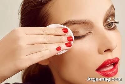 معرفی انواع پاک کننده آرایش طبیعی