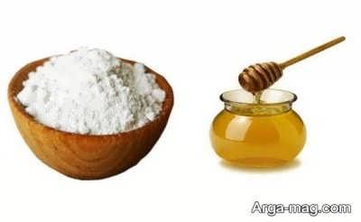 عسل و جوش شیرین