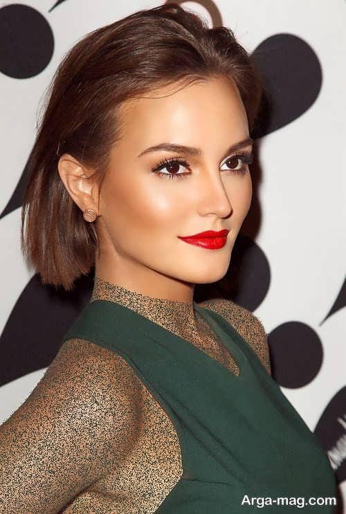 مدل آرایش صوت زنانه