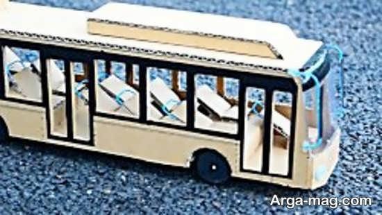 مدل های جدید برای ساخت اتوبوس