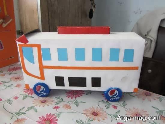 مدل های زیبا برای ساخت اتوبوس