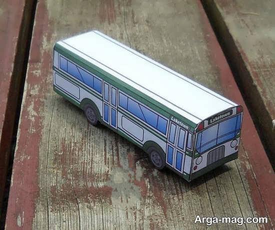 مدل های متنوع و جذاب برای ساخت اتوبوس