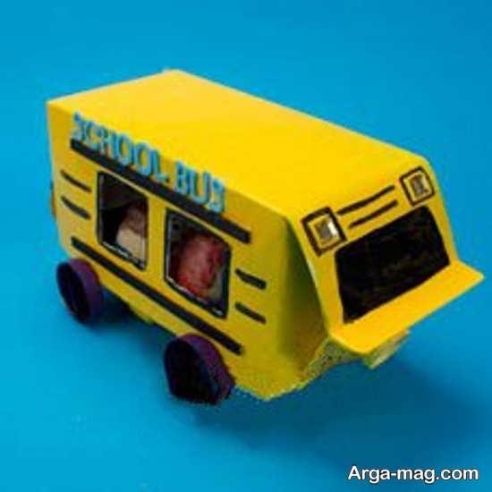 ساخت اتوبوس با ایده های جدید