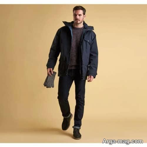 مدل کاپشن جدید و زیبا مردانه