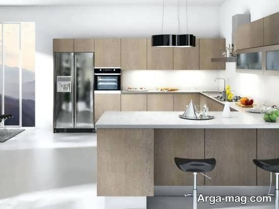 طراحی خاص آشپزخانه مدرن