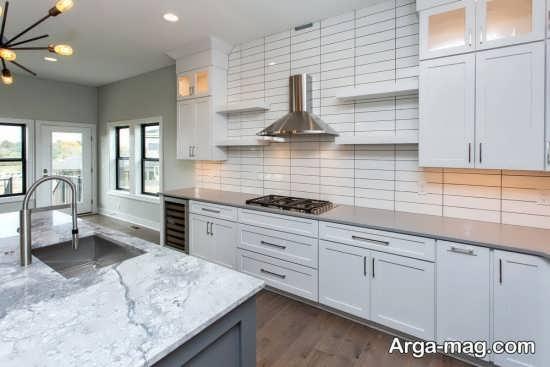دیزاین شیک آشپزخانه مدرن
