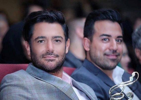 محمد رضا گلزار و علی سخنگو
