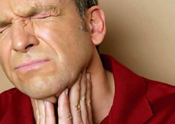 درمان طبیعی گلودرد