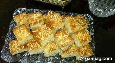 کیک عربی