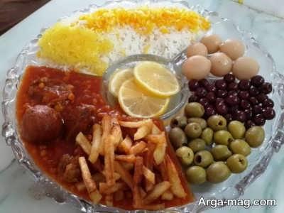 پیشنهاد آشپزی آخر هفته با منوی ایرانی