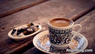 طرز تهیه قهوه