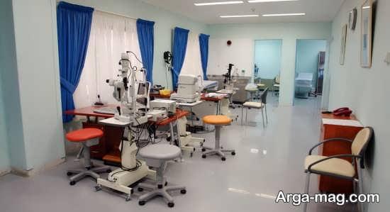 دیزاین متناسب چشم پزشکی