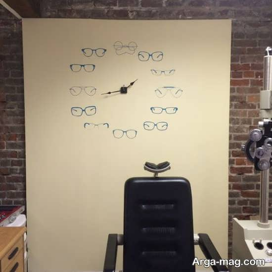 دکوراسیون تخصصی چشم پزشکی