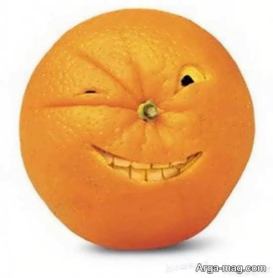 مدل های خاص تزیین پرتقال برای شب یلدا