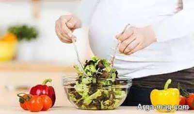 فلفل در حاملگی